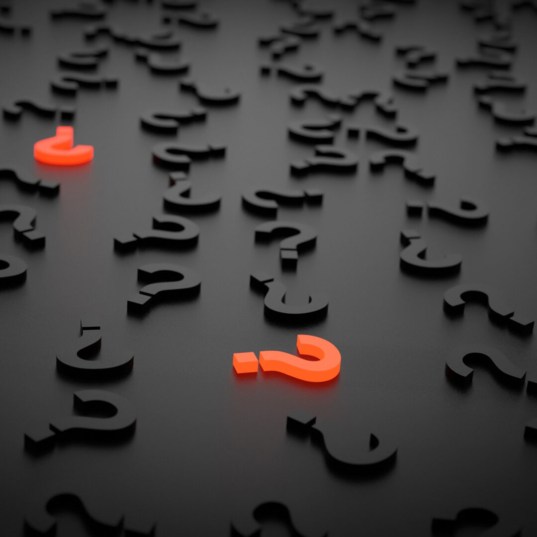 Question Marks graphic