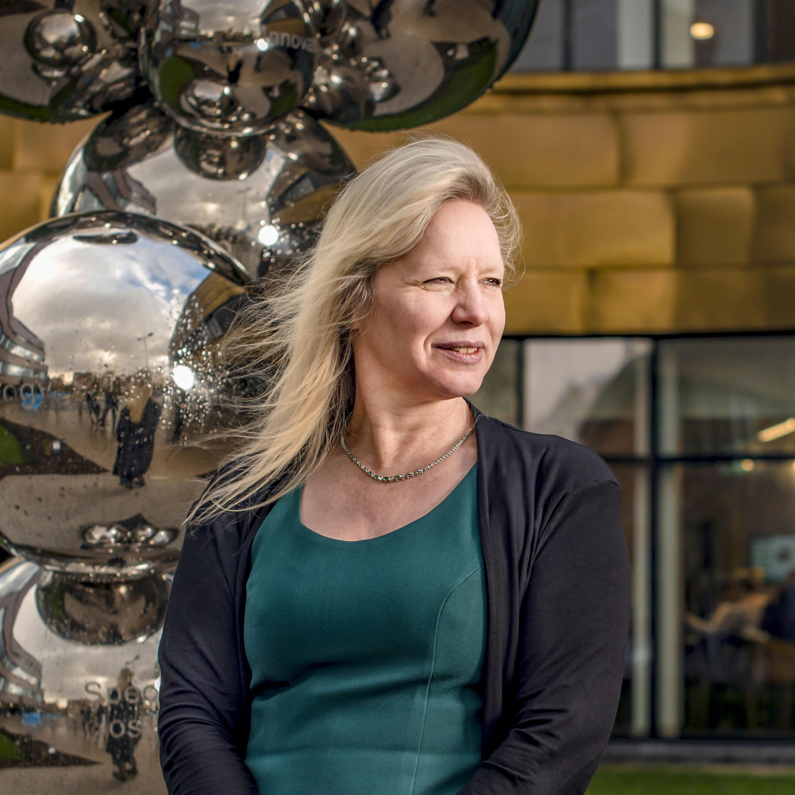 Karen Kirkby headshot