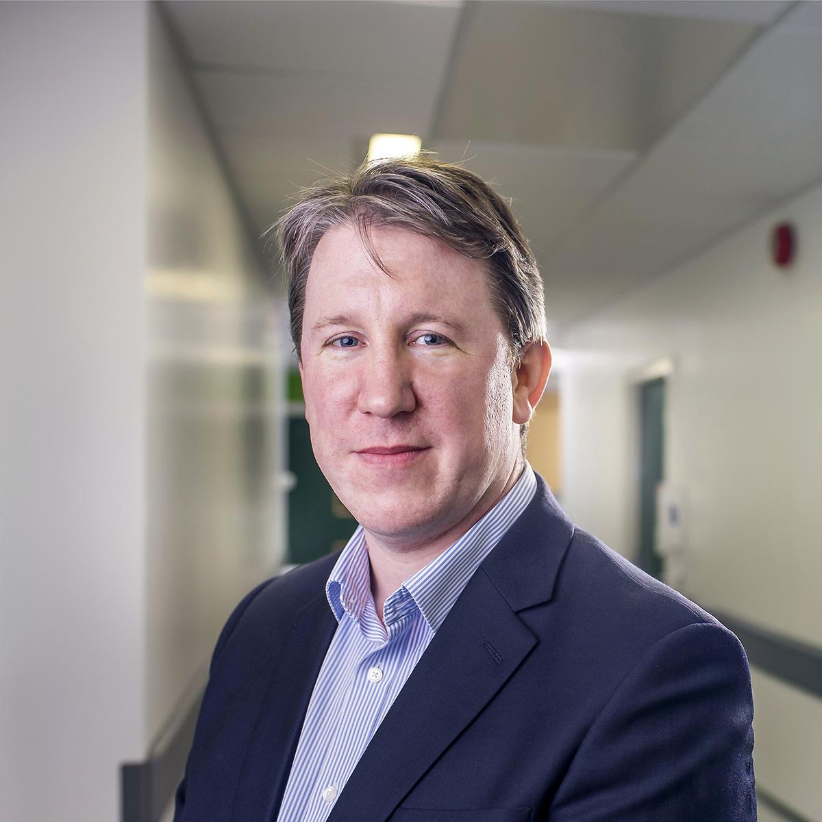 Phil Crosbie headshot