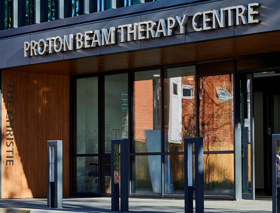 Proton Beam Therapy Centre Building