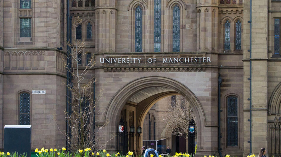 Whitworth Building - University of Manchester
